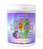BCAA + Glutamine AKG 240softgels
